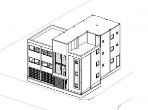 Haus strichzeichnung  Ein neues Haus entsteht - lumina e.V.